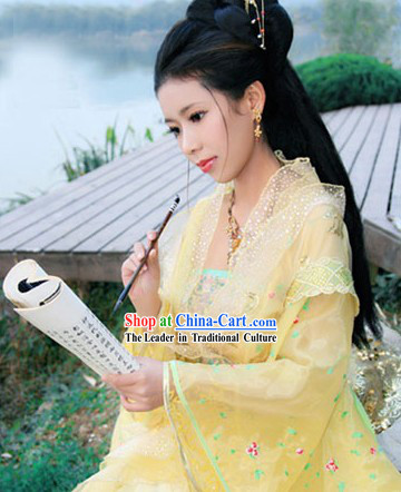 Ancient Chinese Hanfu Fairy Clothing for Women