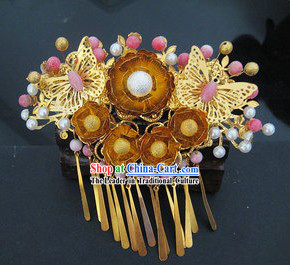 Ancient Chinese Handmade Butterfly Hairpin