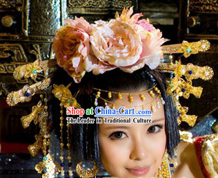 Ancient Chinese Princess Hair Accessories Complete Set