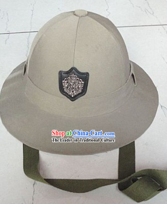 World War English Military Solider Helmet