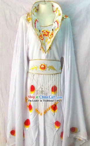 Traditional Chinese Opera Hua Dan Stage Performance Costumes for Women