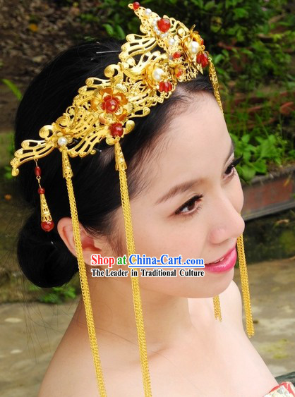 Handmade Traditional Chinese Hairpieces & Hair Clips