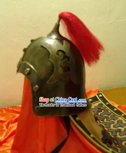 Ancient Chinese Style Swordsman Helmet