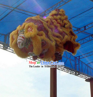 Mandarin Opening and Celebration Supreme Lion Dance Costumes Complete Set