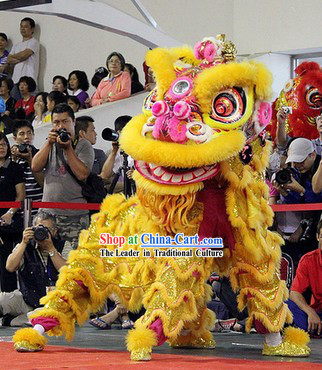 Professional Competition and Celebration Adults Lion Dance Costume