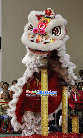 Supreme Professional Competition and Parade Adults Lion Dance Costume