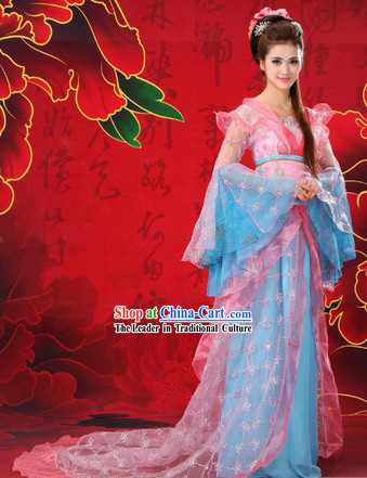 Ancient Chinese Princess Clothing for Women