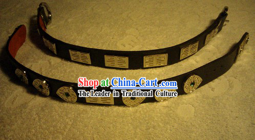 Ancient Chinese Handmade Song Dynasty Hanfu Clothing Belt for Women