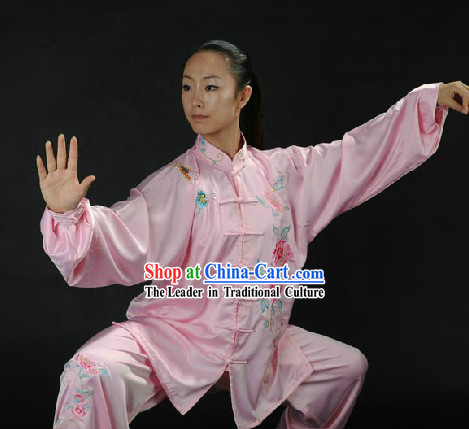 Traditional Chinese Tai Chi Chuan Uniforms