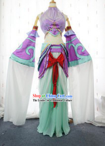 Ancient Legend of Sword and Fairy Cosplay Clothing Complete Set