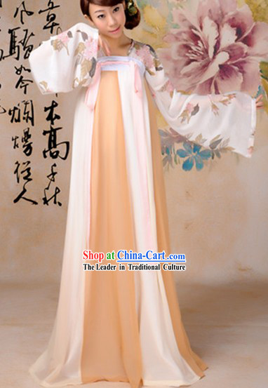 Ancient Chinese Palace Imperial Maid Costume