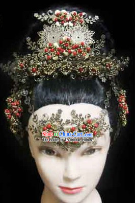 Traditional Chinese Princess Headpieces