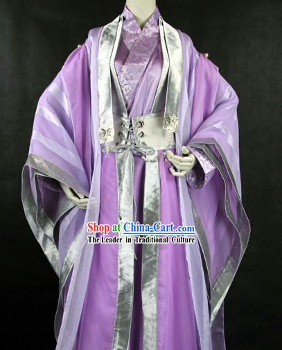 Ancient Chinese Prince Cosplay Outfit for Men