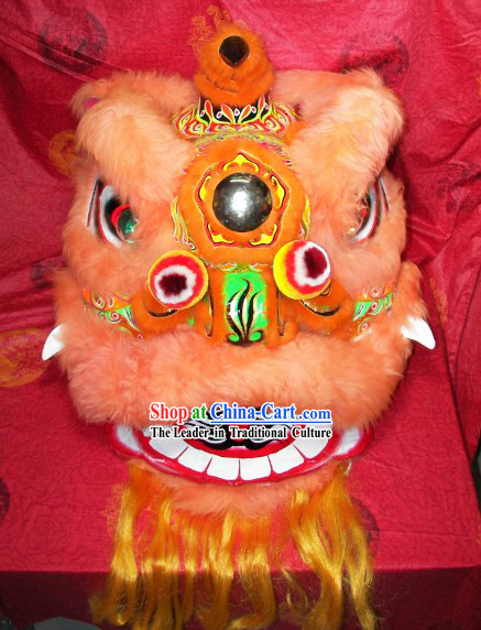 Unique Color Design Traditional Chinese Lion Dance Costumes Complete Set