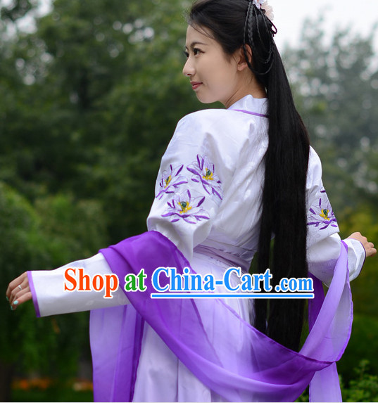 Ancient Chinese Traditional Dresses for Women