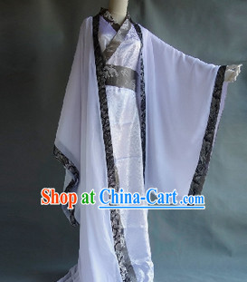 Ancient Chinese Romantic Lover Costumes