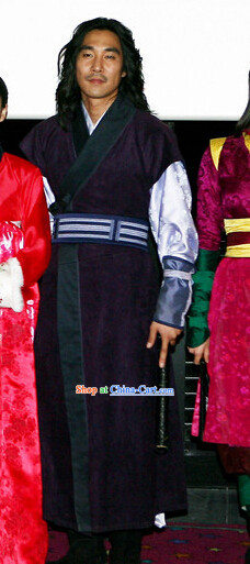 Traditional Korean Male Suit Complete Set