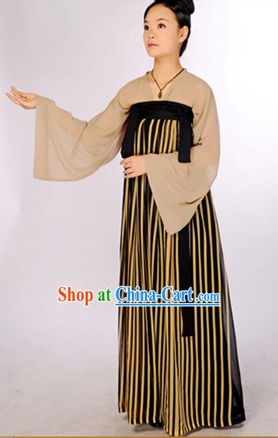 Editor's Picks Chinese Ancient Hanfu Outfit for Women