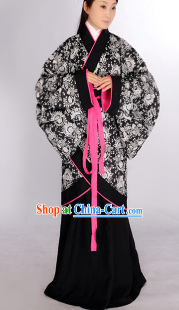 Editor's Picks Chinese Ancient Hanfu Outfits for Women