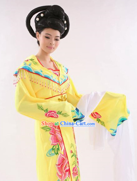 Traditional Water Sleeves Dancewear for Women
