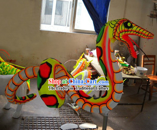 Snake Year Arts of Chinese New Year Sheng Xiao 12 Symbolic Animals Associated with A 12 Year Cycle