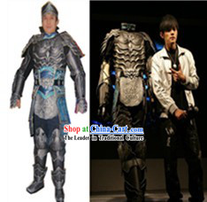 Custom Made Armor Costumes According to the Customer's Picture
