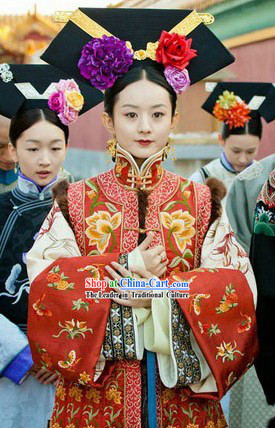 The Imperial Concubine Clothing of Emperor