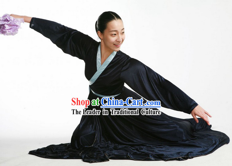 Traditional Chao Xian Korean Ethnic Dance Costumes