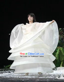 Traditional Chinese Spring Festival Sage Performance Xiao Cai Qi Young Flag Dance Costumes