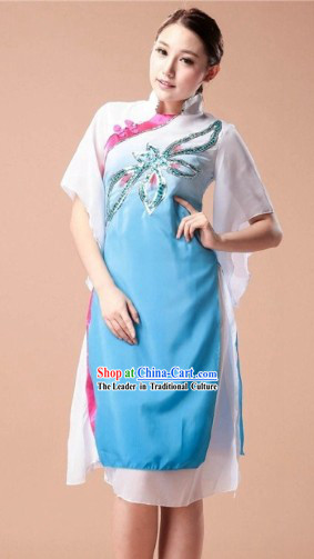 Xiao Cheng Yu Xiang Dance Recital Costume for Women