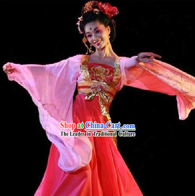 Beautiful Chinese Classical Dance Gui Fei Getting Drunken