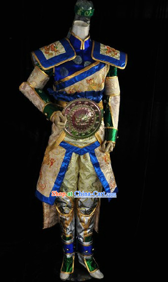 San Guo Wu Shuang Three Kingdoms Cosplay Costumes Complete Set