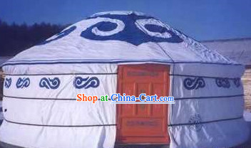 Traditional Mongolian Handmade Large Yurt for Living