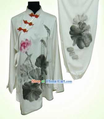 Top Long Sleeves Tai Chi Uniform