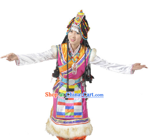 Traditional Tibetan Clothes Online