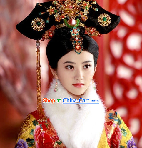 Chinese Imperial Princess Hair Accessories Jewelry