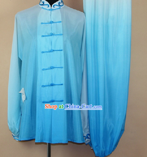 Top Silk Tai Chi Competition Clothes