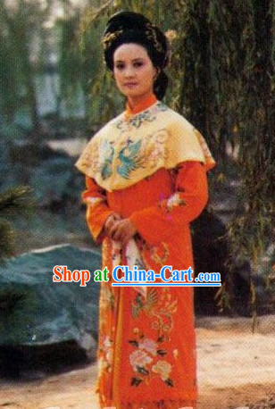 Dream of Red Chamber Wang Xifeng Costumes