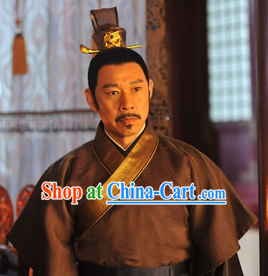 Chinese Traditional Emperor Hat