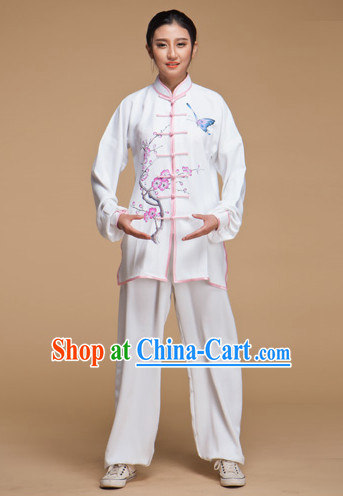 Top Tai Chi Chuan Silk Uniform