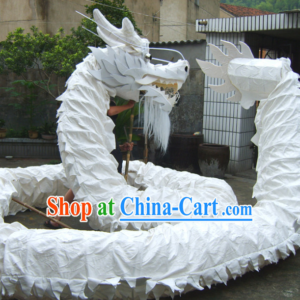 Professional Handmade Dragon Dance Equipment Complete Set