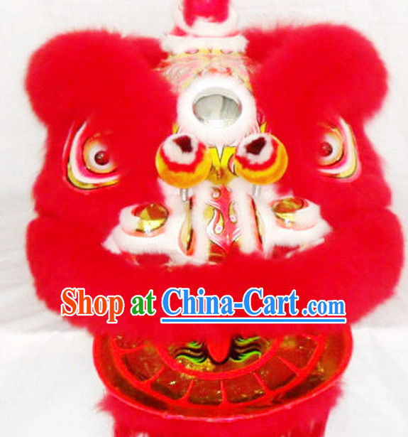 Asian Lion Costumes Complete Set