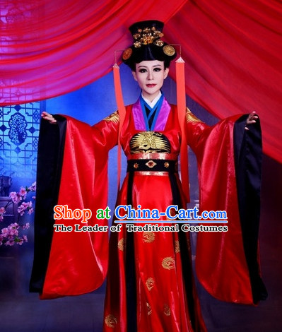 Period of the Northern and Southern Dynasties Chinese Costume Chinese Classic Costumes National Garment Outfit Clothing Clothes Official Costume for Women