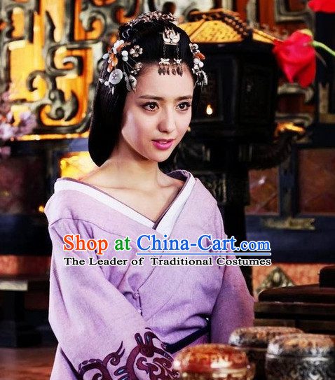 Chinese Qin Dynasty Empress Hair Accessories