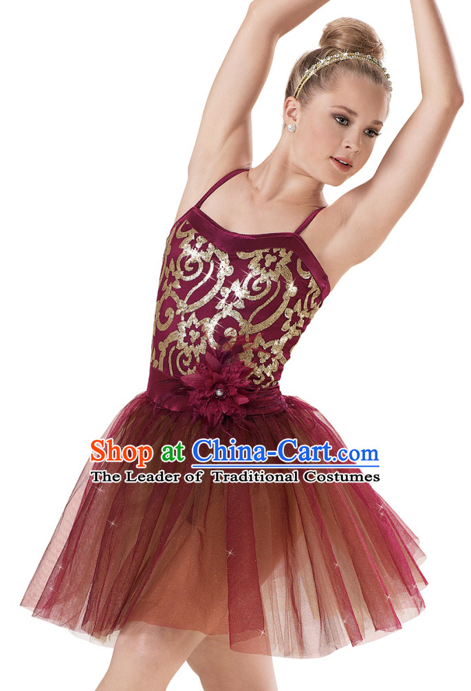 Brown Women Tutu Ballet Costumes Tutus Tu Tu Dancing Costumes Dancewear Dance Supply Free Custom Tailored Service