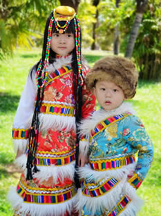 Tibetan Clothing & Dance Costumes
