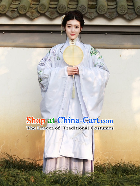 Ancient Chinese Ming Dynasty Women Costumes Kimono Couple Costumes Han Dynasty Wholesale Clothing Dance Costumes Cosplay