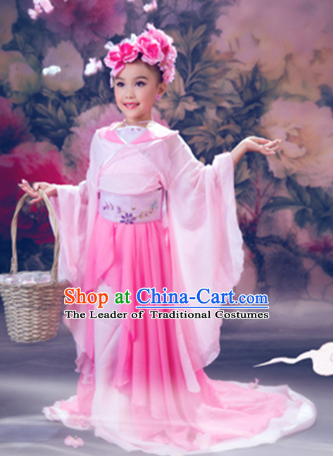 Ancient Tang Dynasty Kids Costumes Kimono Costumes Costume Wholesale Clothing Dance Costumes Cosplay
