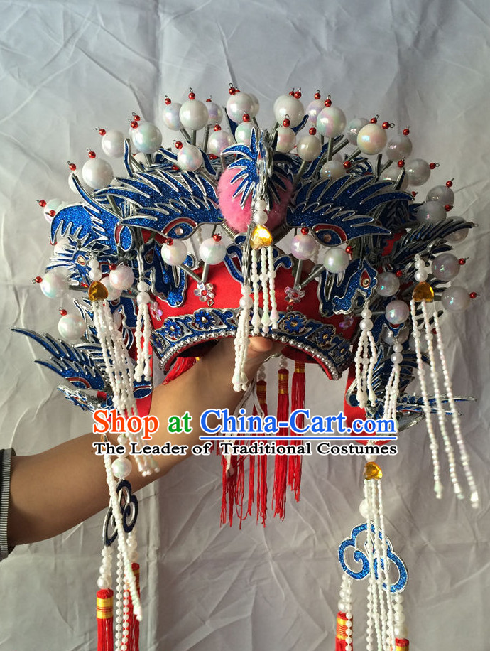 Chinese Traditional Opera Phoenix Crown for Women