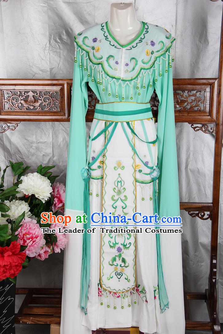 Chinese Opera Classic Embroidered Costumes Chinese Costume Dress Wear Outfits Suits Mantle for Women
